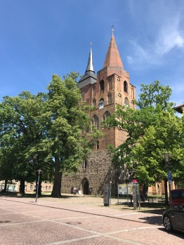 Kirche Gransee