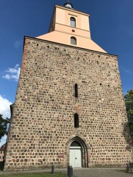 Kirche in Zehdenick